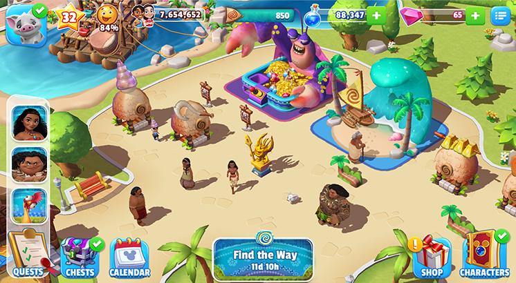 Disney Magic Kingdomsdeutsch hack und cheats für android ios und pc